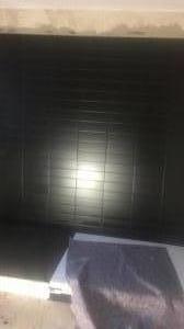 Mosaik schwarz
